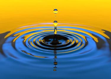 Water Drop 1000 Piece Jigsaw Puzzle