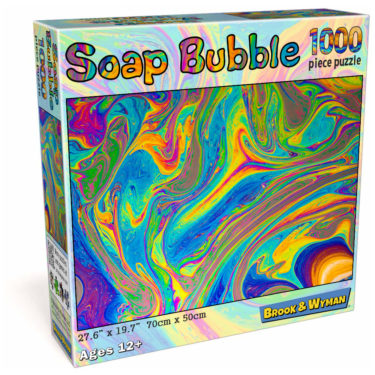Soap Bubble 1000 Piece Jigsaw Puzzle